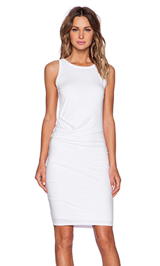 Feel the Piece Astroid Dress in White