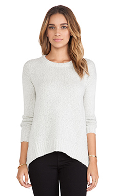 Feel the Piece Waverly Sweater in Ash