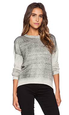 Feel the Piece Miller Cashmere Sweater in Black