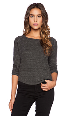 Feel the Piece Viki Sweatshirt in Charcoal