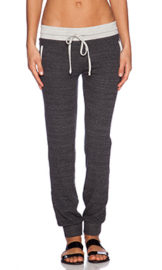 Feel the Piece Sweatpant in Charcoal
