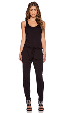 Feel the Piece Valli Jumpsuit in Black