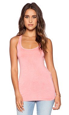 Feel the Piece Terrific Tank in Laundered Poppy