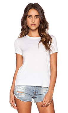 Feel the Piece Corbin Tee in White