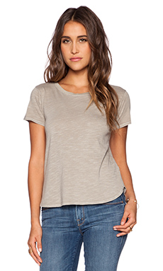 Feel the Piece Mullen Tee in Moroccan Sand