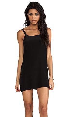 Friend of Mine Drifter Dress in Black