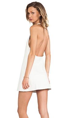 Friend of Mine Calivn Dress in White