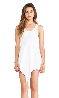 Friend of Mine Dazed and Confused Dress in White