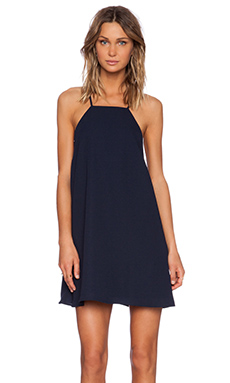 The Fifth Label Front Seat Dress in Navy