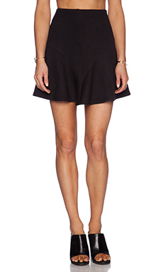 The Fifth Label Anchor Skirt in Black