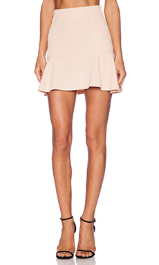 The Fifth Label Move Your Feet Skirt in Blush