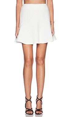 The Fifth Label Anchor Skirt in Ivory