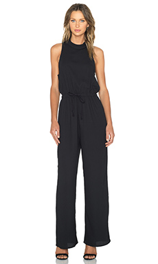 The Fifth Label Jupiter Sunshine Jumpsuit in Black