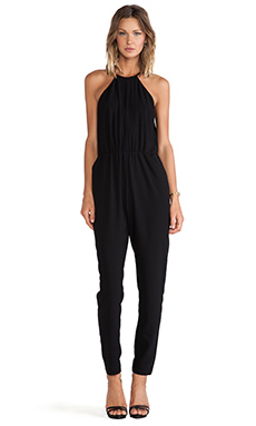 The Fifth Label Stand Still Jumpsuit in Black