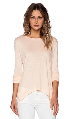 The Fifth Label Fearless Long Sleeve Top in Sherbet Fleck