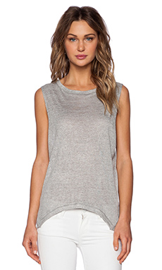 The Fifth Label Fearless Top en Gris Chiné