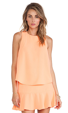 The Fifth Label Summer Days Tank in Sherbert