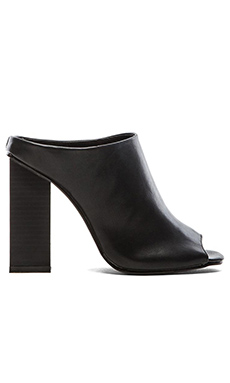 The Fifth Label Mean Mule Heel in Black