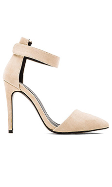 The Fifth Label Lunar Court Heel in Camel