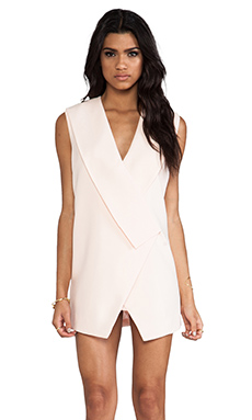 Finders Keepers Rising Sun Dress in Apricot
