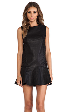 Finders Keepers Retrograde Dress in Black