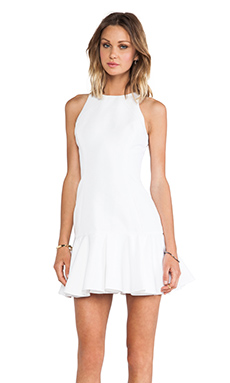 Finders Keepers Time Traveler Dress in White