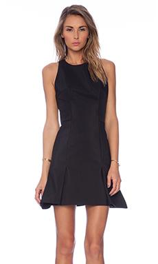 Finders Keepers Harlequin Dreams Dress in Black