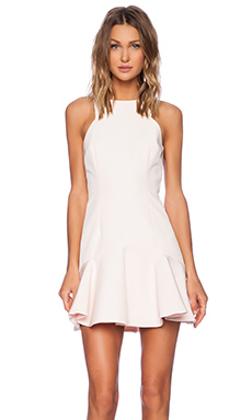 Finders Keepers Take Me Out Dress in Rosewater