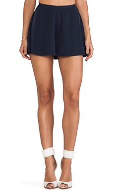 Finders Keepers Midnight Love Short in Navy