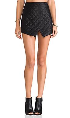Finders Keepers Oblivion Skirt in Black