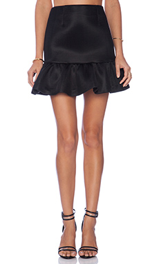 Finders Keepers Mesmerise Skirt in Black