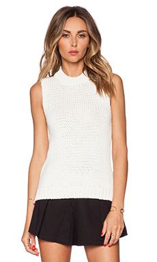 Finders Keepers Make your Mark Knit en Blanc