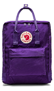 Fjallraven Kanken in Purple
