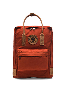 Fjallraven Kanken No.2 in Autumn Leaf