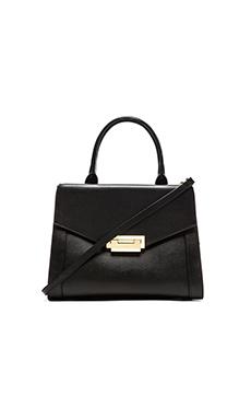 FLYNN Clarke Bag in Black