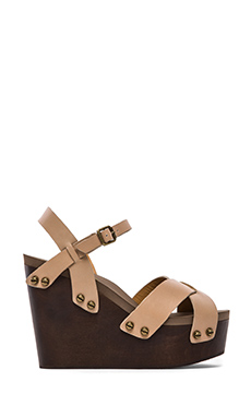 Flogg Liliana Sandal in Taupe