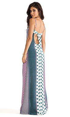 FLYNN SKYE Kennedy Maxi Dress in Flower Child