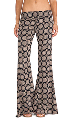 FLYNN SKYE Patty Pant in Taupe Sunset