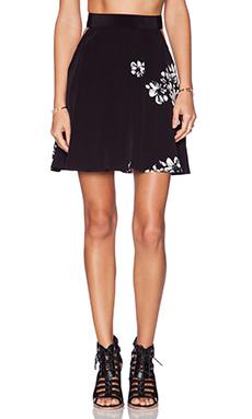 FLYNN SKYE BFF Skirt in Flower Stream