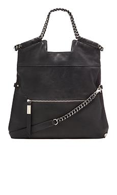 Foley + Corinna Unchained City Bag in Charcoal