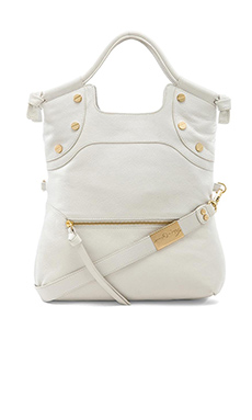 Foley + Corinna Lady Tote in White