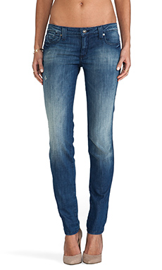 Frankie B. Jeans Frankie Skinny in Japan Blue
