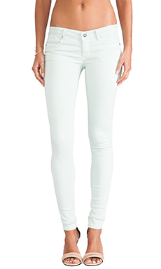 Frankie B. Jeans My BFF Jegging in Mint