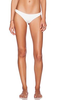 Frankie's Bikinis Coco Bikini Bottom in Seashell