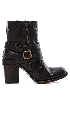 Freebird by Steven Bama Bootie in Black