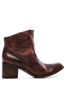 Freebird by Steven Salt Bootie in Cognac
