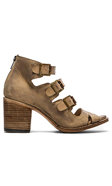 Freebird by Steven Dream Bootie in Taupe