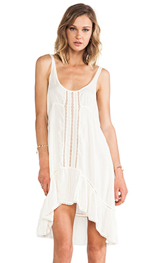 Free People Parisian Slip in French Vanilla