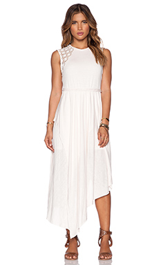 Free People Afternoon Delight Dress in Shell
