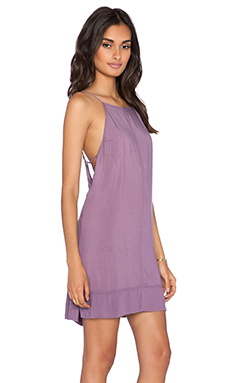 Free People Side By Side Slip in Lavender